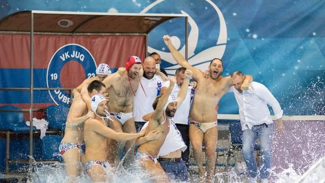 Vaterpolisti Juga obranili naslov prvaka Hrvatske
