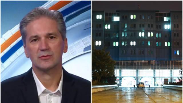 'Centralna zgrada KB Dubrava radi, otvorili smo je taman na vrijeme. To je dio kriznog plana'