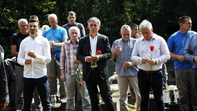Obilježeno stradanje Srba tijekom i nakon VRO Oluja u Dvoru na Uni