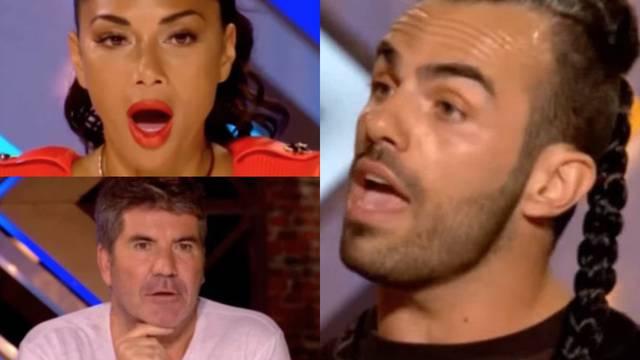 Želi biti slavan: Kalezić šokirao žiri u britanskom 'X Factoru'