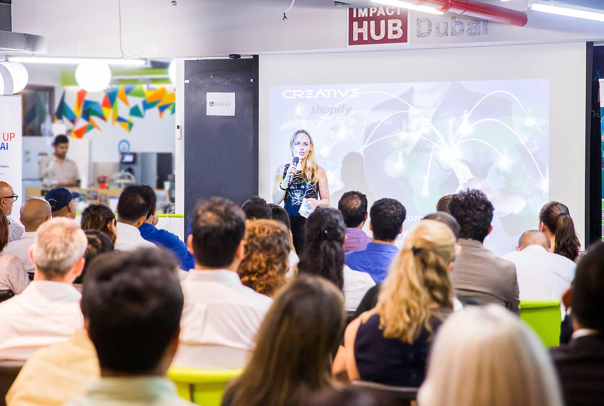 Stručnjakinja iz Dubaija  otkrit će tajne za uspjeh u digitalu