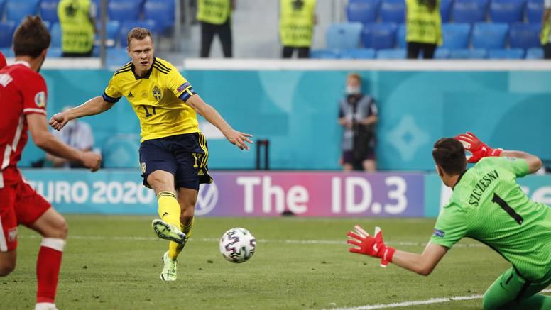 Kakva drama: Šveđani zabili u 94. minuti i poslali nam 'Furiju'!