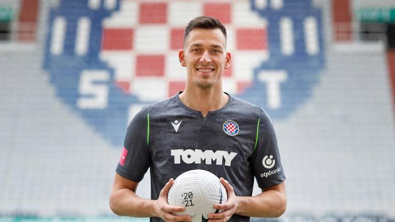 Kalinić: Pritisak u Hajduku puno je drugačiji nego u Villi i Gentu