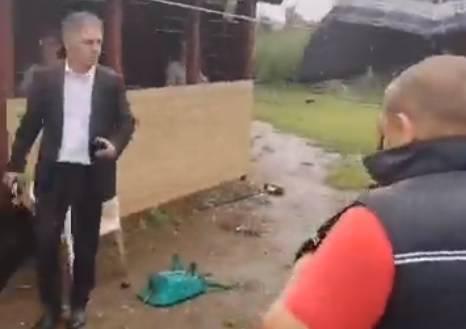 Za posjeta Kajtazija i Pupovca potukli su se lokalni političari