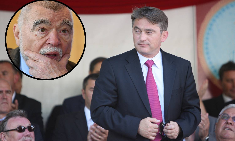 Željko Komšić posjetio Zagreb pa je ručao sa Stipom Mesićem