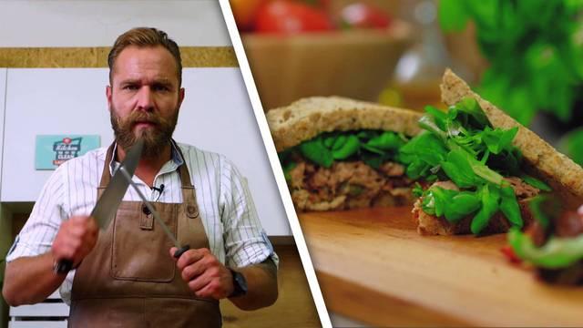 Klasični sendviči su prošlost! Ivan Pažanin ima super recept