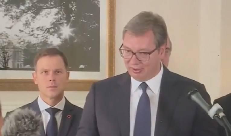 Vučić: Trump mi je dao ključeve Bijele kuće, da uvijek mogu ući