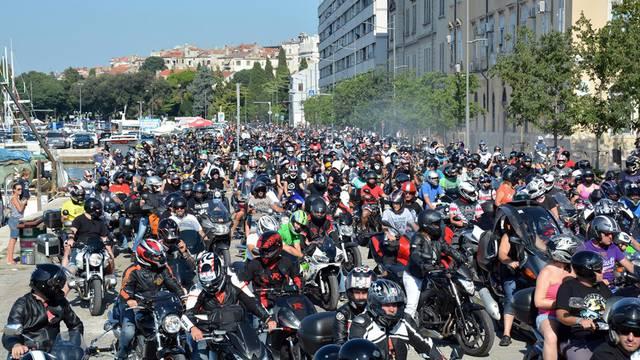 Croatia Bike Week slavi 25 godina uz moto&rock sajam