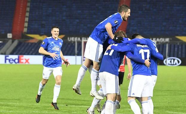 Europa League - Group K - Feyenoord v Dinamo Zagreb