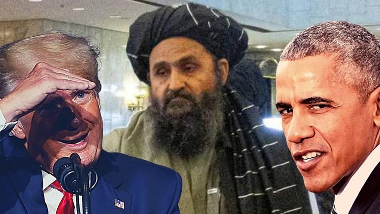 Tko je Mula Baradar? Trump ga pustio iz zatvora, a Obama se bojao njegovih vojnih vještina
