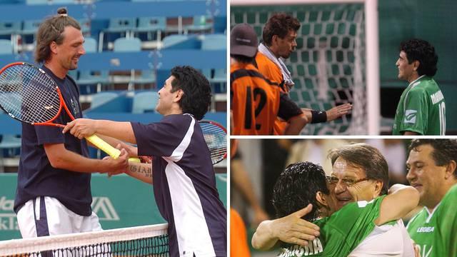 Kad je Zvone driblao Maradonu, a Goran ga učio tenis u Novom Vinodolskom: Ma on je moj idol