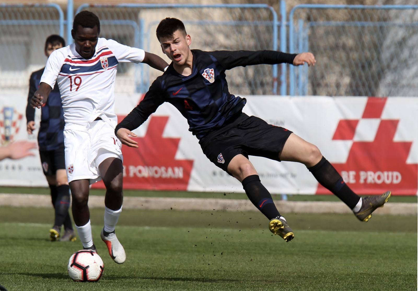 Hrvatska izgubila od Norveške i ne ide na Europsko prvenstvo