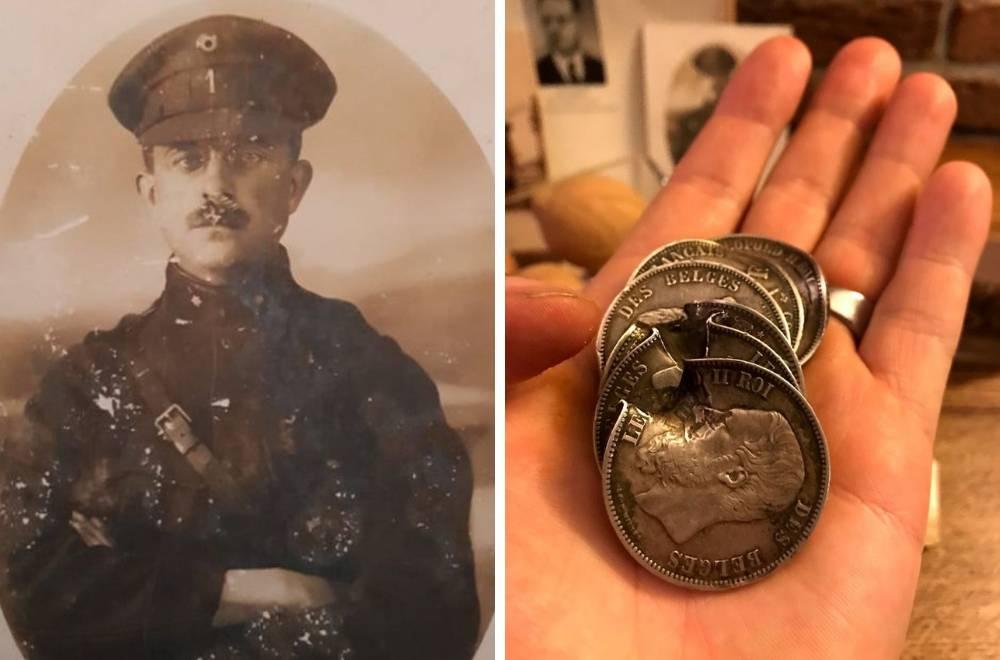 Metak ga je pogodio blizu srca: Život su mu spasili ovi novčići