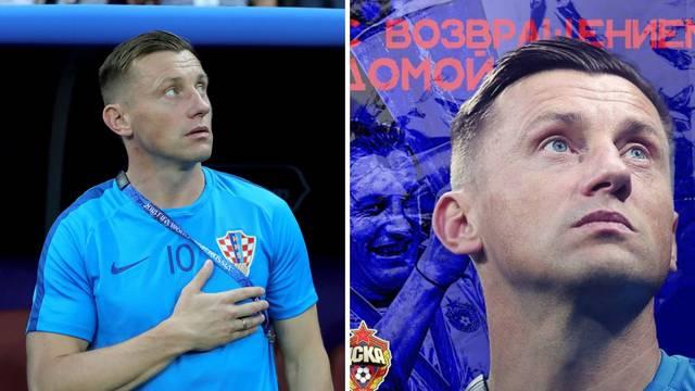 CSKA objavio: Olić je naš novi trener! Dobrodošao kući, Ivice