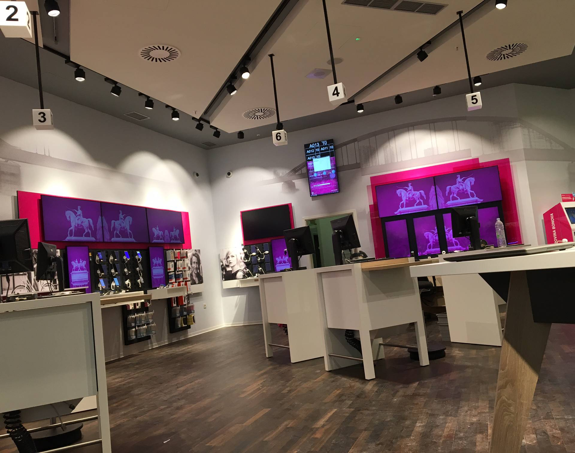 HT otvara novi multimedijski centar u Avenu Mallu