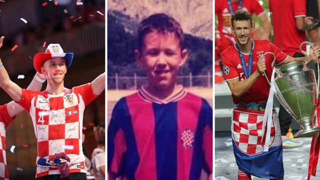 Za nekoliko centimetara ostao je živ, a zbog obitelji je odlučio otići iz Hrvatske i svog Hajduka