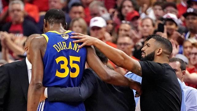 Nakon tri sezone: Warriorsi su umirovili dres Kevina Duranta