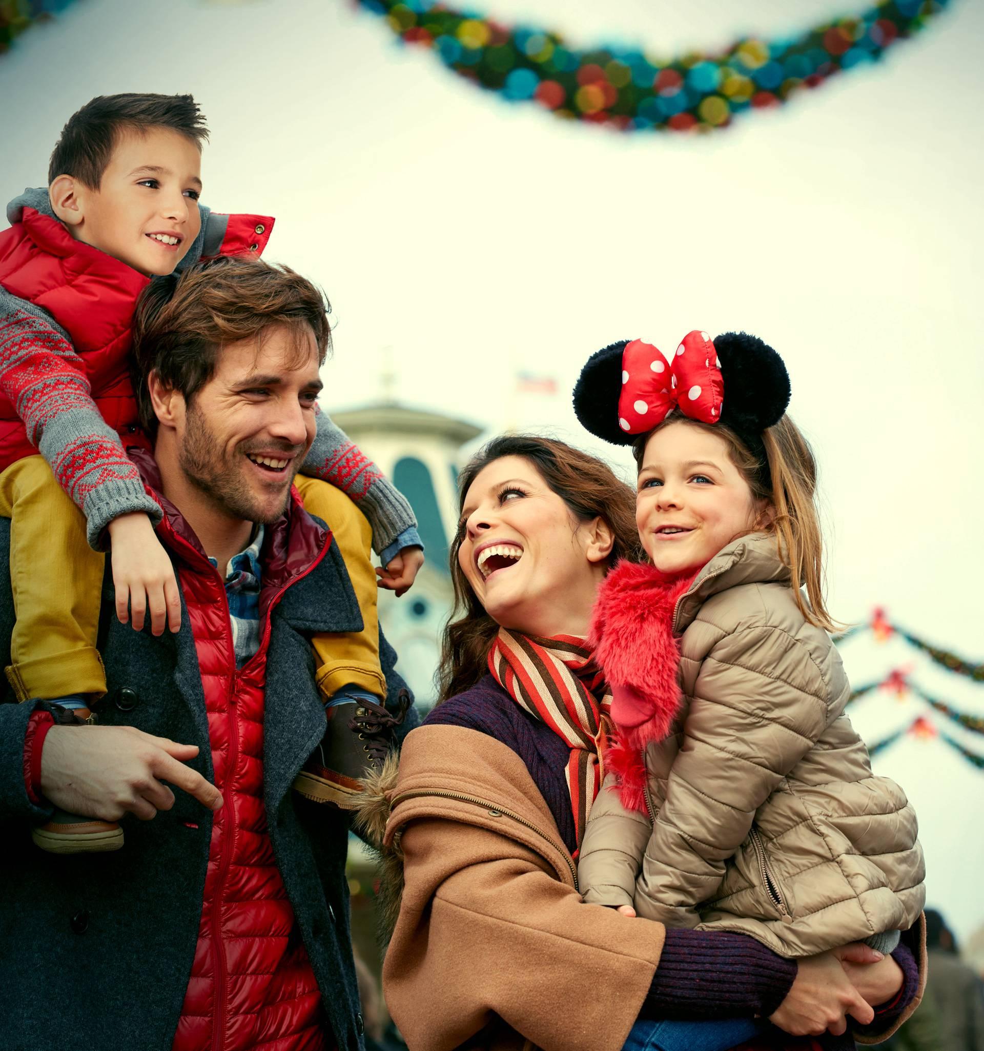 Obiteljski vikend u Disneylandu: čarobni poklon