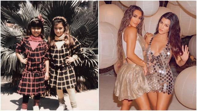 Kardashianke se prisjetile svog djetinjstva: 'Uništili ste lice...'