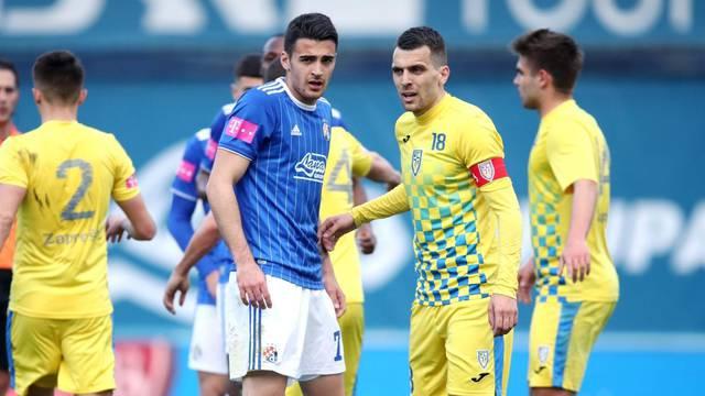Zagreb: Dinamo i Inter Zaprešić susreli se u 23. kolu Prve HNL