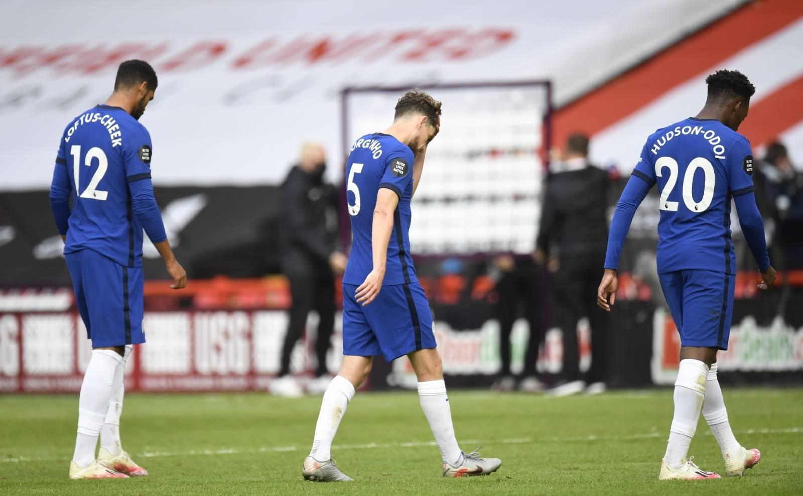 Premier League - Sheffield United v Chelsea