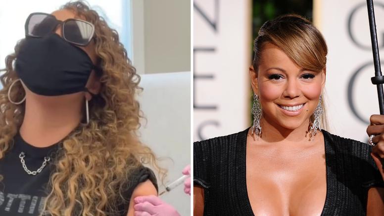 Mariah Carey objavila video u kojem vrišti dok prima cjepivo, njezini obožavatelji su van sebe