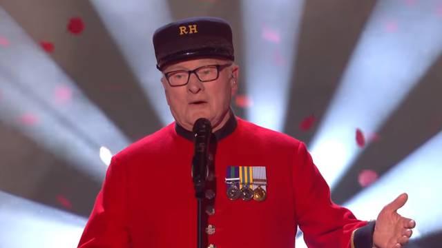 Colin (89) rasplakao publiku i žiri pa pobijedio: Šokiran sam