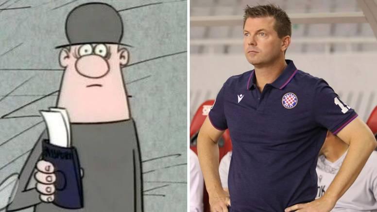 Hajduk je izgledao kao da ga vodi Gustav, a ne Gustafsson