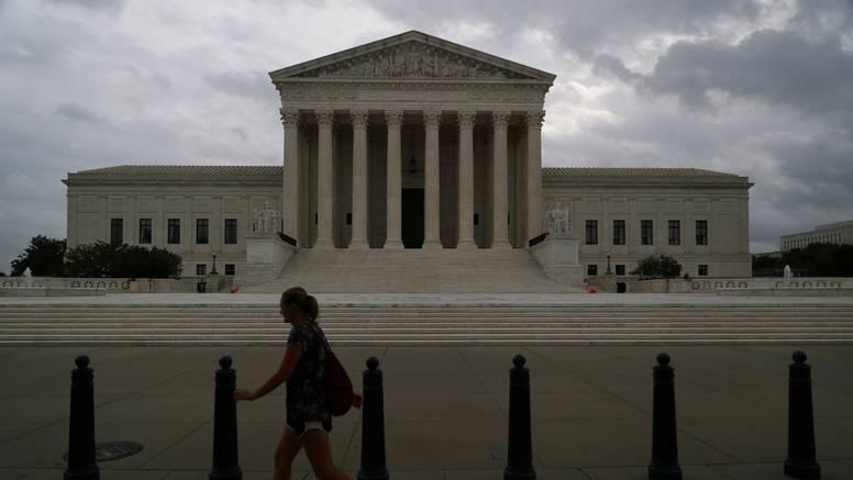Vrhovni sud odbio je blokirati zabranu pobačaja u Teksasu
