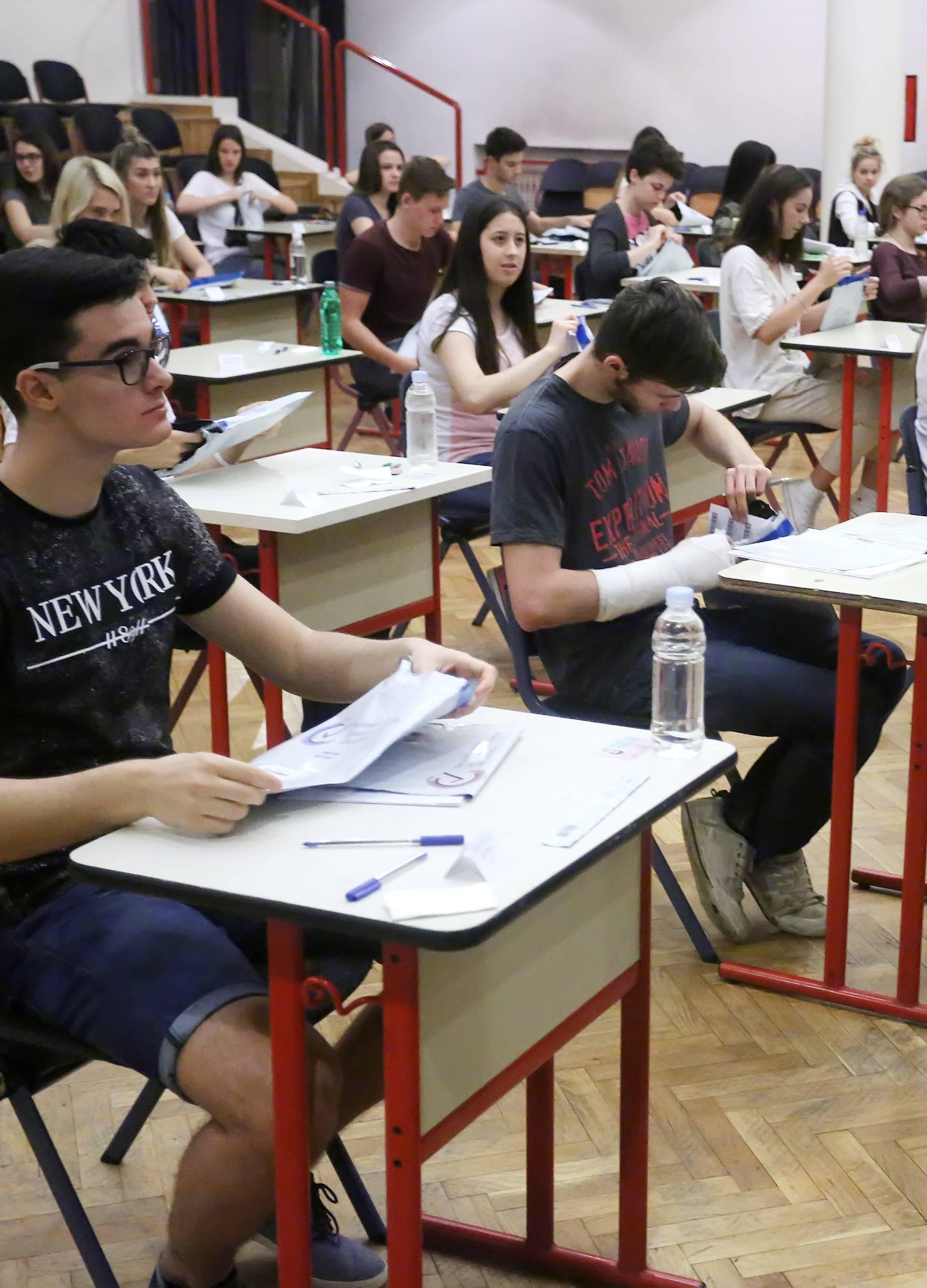 Dvojica maturanata pisat će ispit državne mature u Izraelu