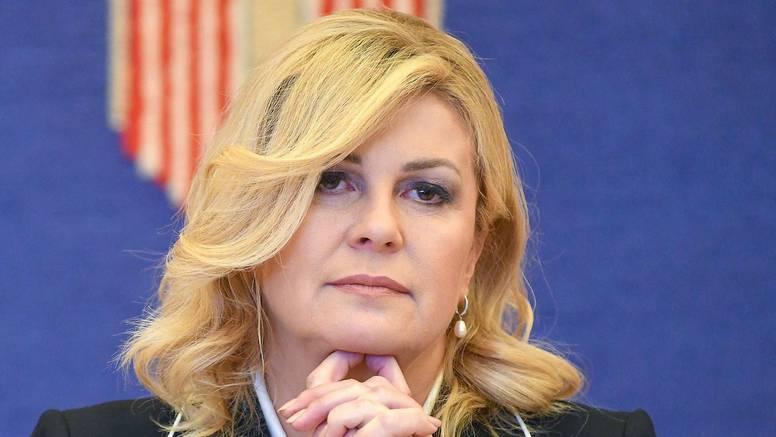 Tko će biti kandidat HDZ-a za gradonačelnika? Kolinda:  'Ne zanima me to u ovoj fazi života'