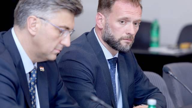 Saborski Odbor za gospodarstvo raspravlja o povjerenju novom ministru Mariju Banoziću