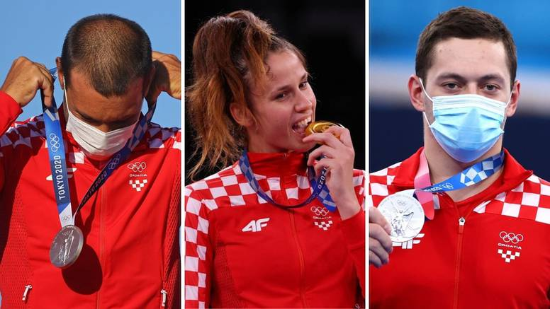 Osam medalja nisu projekt ni nacrt države, iza njih stoje ljudi koji su riskirali zdravlje i život