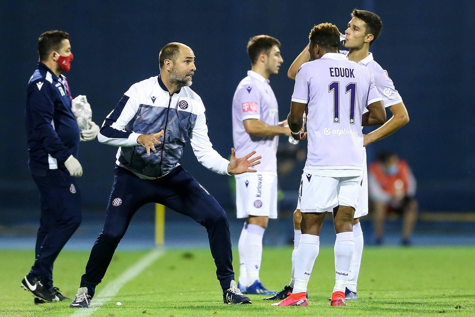 Dinamo i Hajduk sastali se u 34. kolu HT Prve lige