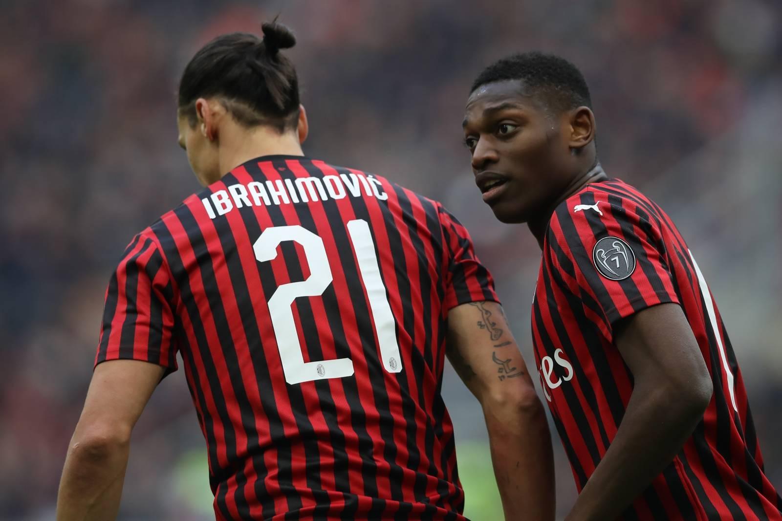 AC Milan v Udinese - Serie A - Giuseppe Meazza