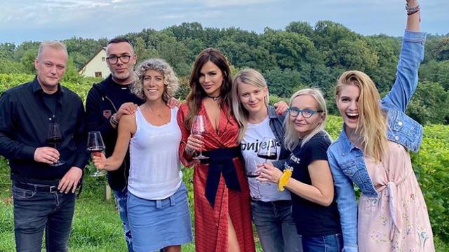 Seve s prijateljima uživa u vinu: 'Imam mali krug velikih ljudi...'