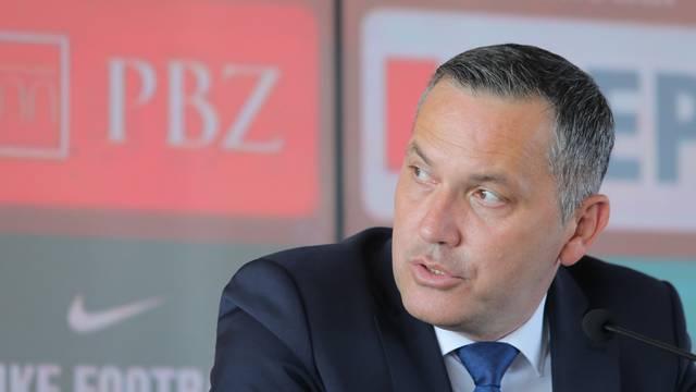 Skupština razriješila Šukera, Kustić jednoglasno izabran za predsjednika HNS-a