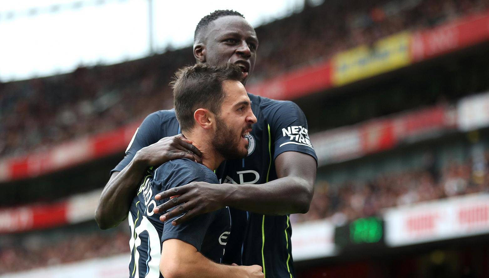 Arsenal v Manchester City - Premier League - Emirates Stadium