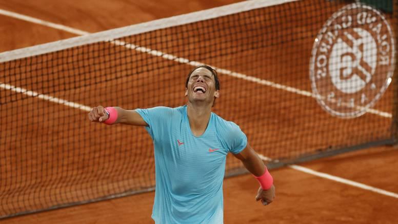 Rafa pomeo Novaka i izjednačio se s Federerom sa 20 GS titula!