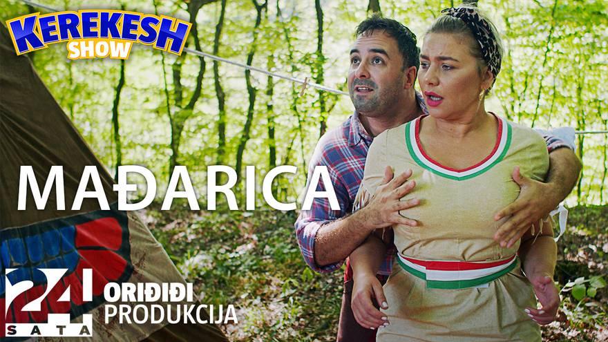 Šumar sreo zgodnu Mađaricu: 'Dojkinjo, razbolite se da vam mogu dati svoj medikament!'