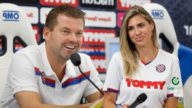Mirta Šurjaksson: Iznenadila je trenera Hajduka na švedskom, on joj odgovorio na hrvatskom