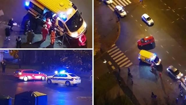 Tukli su vozača koji je naletio na pješaka: 'Ubit ćete mi sina!'