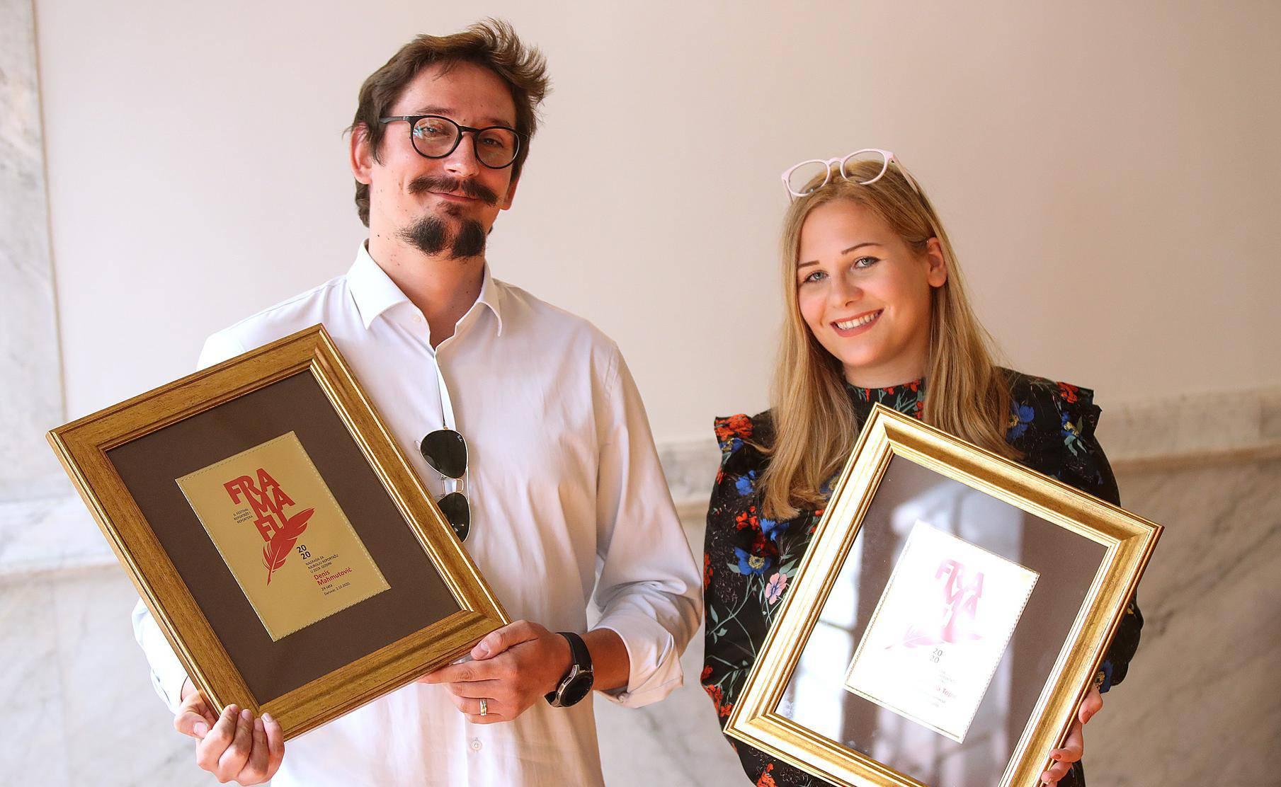 Daruvar: Dodjela nagrada za najbolju reportažu u 2019. godini