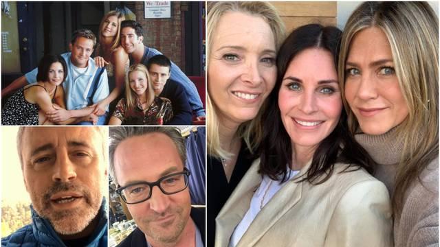 Cox ih natjerala na videopoziv: Davali ideje za nove 'Prijatelje'