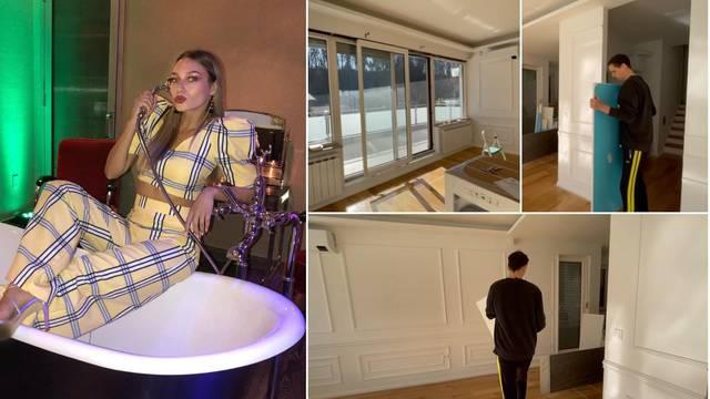 Sonja Kovač pokazala svoj novi raskošni stan: 'Tri su spavaće sobe, a terasa oduzima dah...'