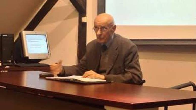 Umro je Stjepan Ivanišević: Bio je ministar u Račanovoj Vladi