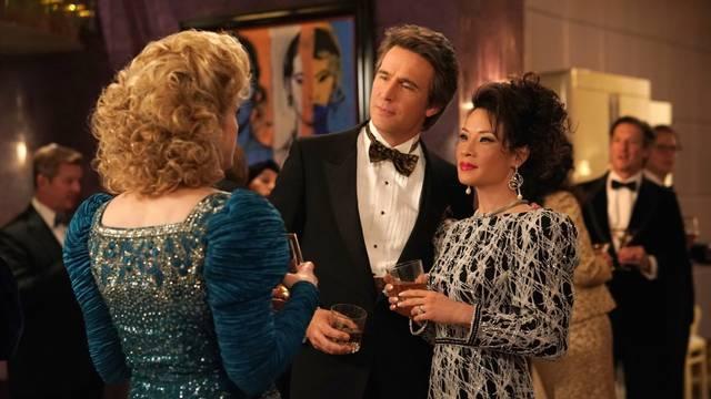 Simone i Karl - savršeni bračni život u seriji 'Zašto žene ubijaju'