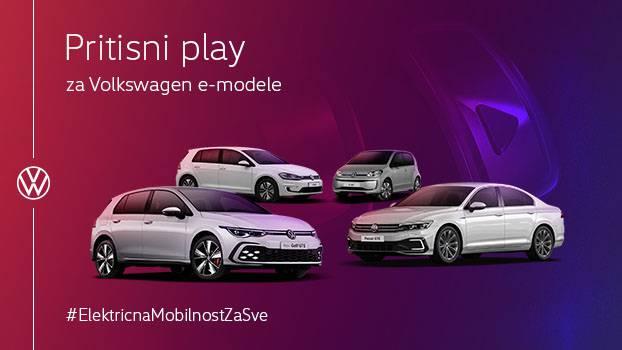Ostvari do 70.000 kuna poticaja na plug-in hibridna i električna Volkswagen vozila