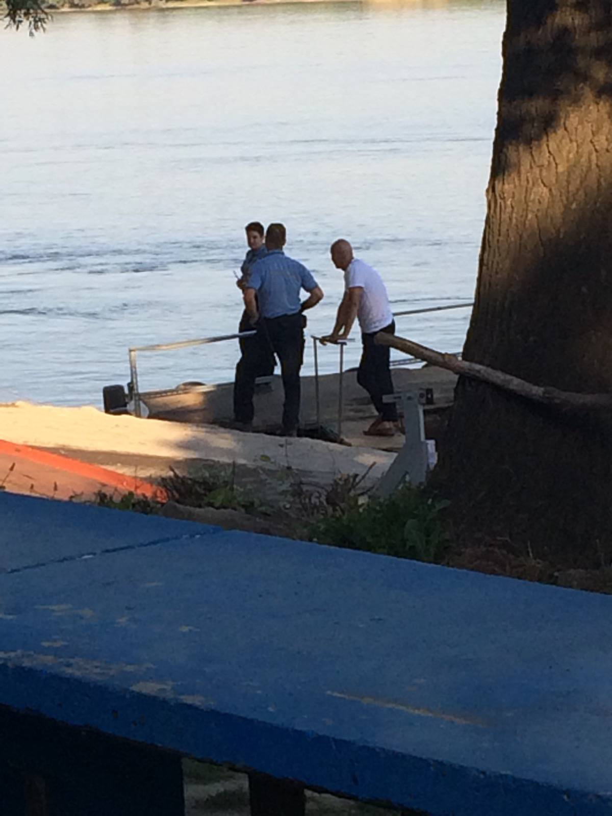 Našli tijelo muškarca u Dunavu