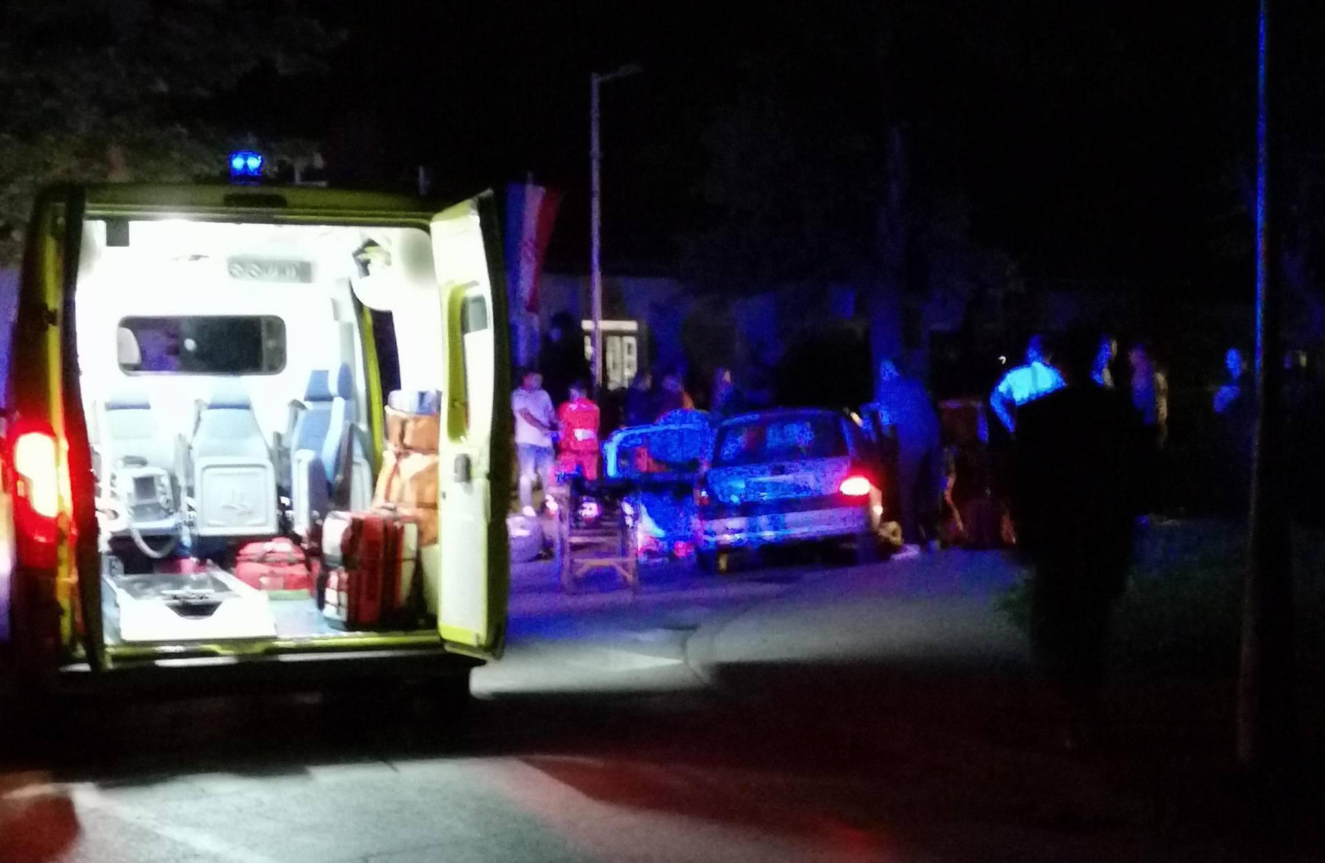 Jedan ozlijeđen u sudaru Clija i BMW-a. Ulice ostale u mraku
